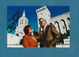 Loni Von Friedls  (deutsche Schauspielerin - 19 X 13 Cm )  - Persönlich Signiert - Autographes