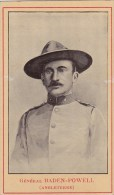 Chromo 1900 GENERAL BADEN POWELL (ANGLETERRE) - Other