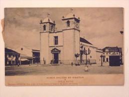 HM26 * PORTUGAL. Aldeia Galega Do Ribatejo (MONTIJO). Igreja Matriz - Portugal