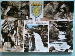 V08-25-doubs-lison- Grottes Saut-la Loue-gouffre-multivue - Non Classificati