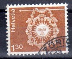 Schweiz 1973 Mi. 991 Kunsthandwerk Gestempelt (3175) - Suiza