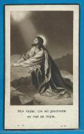 Bidprentje Van Laurent-Frans Biesbrouck - Westende - Oostduinkerke - 1882 - 1942 - Imágenes Religiosas