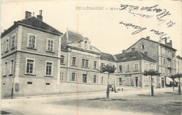 BELLEGARDE SUR VALSARINE MAIRIE ET ECOLE DE GARCONS - Bellegarde-sur-Valserine