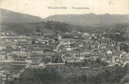 BELLEGARDE SUR VALSARINE  VUE GENERALE - Bellegarde-sur-Valserine