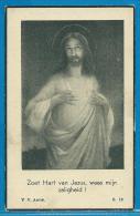 Bidprentje Van Gérard-Camille Bruggeman - Wervik - 1913 - 1935 - Images Religieuses
