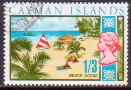 Cayman Islands 1969 SG #231 1sh.3d VF used