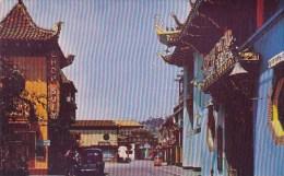 California Los Angeles Chinatown