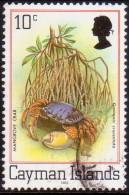 Cayman Islands 1982 SG #517B 10c VF used Flora and Fauna imprint 1982