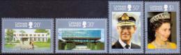 Cayman Islands 1983 SG #569-72 compl.set VF used Royal Visit