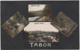AK -  TABOR - Mehrbild 1906 - Tschechische Republik