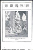 Carte postale Postcard 1905 Women of Engannon Sunday School British Syrian Mission Beyrouth Beirut Lebanon Liban Libano