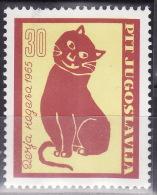 Yugoslavia 1965. Children's Week, MNH(**) Mi 1133 - Unused Stamps