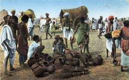 OSTINDIEN - Marktszene Um 1910 - Indien