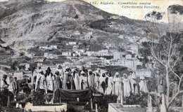 ALGERIE - CIMETIERE ARABE GEREMONIEFUNÈBRE, 1916 - Ohne Zuordnung
