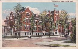Ohio Zanesville High School 1918