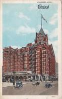 Ohio Cleveland Hollenden Hotel 1927 Curteich