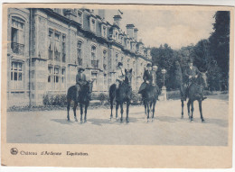 Château D'Ardenne, Equitation (pk19985) - Houyet