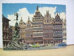 Anvers Brabo Et Les Maison Corporatives (Belgio) - Belgio