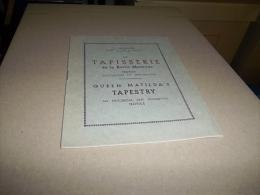 Bayeux, Normandie : TAPISSERIE REINE MATHILDE 1957 CH. GARNIER / QUEEN MATILDA'S TAPESTRY (en Français Et En Anglais - Normandië