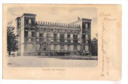 Torre De' Picenardi, Castello Sommi Picenardi Cassano, Annulli Di SORESINA  - F.p. -  Anni ´1890/1900 - Cremona