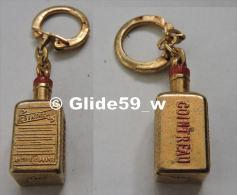 Porte-clés Métal Doré - COINTREAU - Porte-clefs