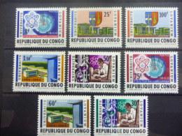 REP.DEM.DU CONGO 524/531 Xx ( COB ) COTE : 5.50 EURO  ( E ) - Neufs