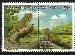 1995 COLOMBIA Animali-animals Nuovo ** MNH - Colombia