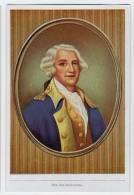 Gestalten Der Weltgeschichte (1933) - 99 - George Washington (1732-1799) - Cigarette Cards