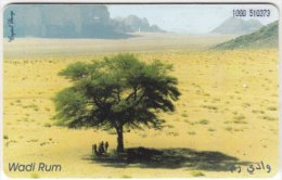 JORDAN A-476 Chip JPP - Landscape, Desert - used