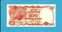 INDONESIA - 100 Rupiah - 1984 - P 122.b - UNC. - Série KVF - 2 Scans - Indonésie