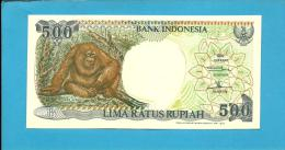 INDONESIA - 500 Rupiah - 1992 / 1997 - P 128.f - UNC. - Série QPL - 2 Scans - Indonesia