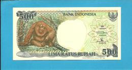 INDONESIA - 500 Rupiah - 1992 / 1999 - P 128.h - UNC. - Série CVY - 2 Scans - Indonésie