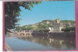 24.- TERRASSON .- Charmante Localité Batie Sur La Rive Gauche De La Vèzère - Frankreich
