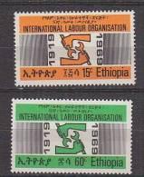 PGL BA0301 - ETHIOPIE Yv N°530/31 ** - Ethiopia