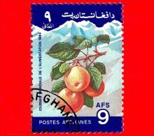 AFGANISTAN - Nuovo Oblit. - 1984 - Giornata Mondiale Dell´alimentazione - Frutta - Pesche - Peaches - 9 - Afghanistan
