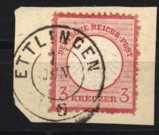 D.R,Baden-o,Ettlingen (8690) - Deutschland