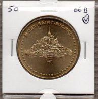 Monnaie De Paris : Le Mont-Saint-Michel - 2006 M - Monnaie De Paris