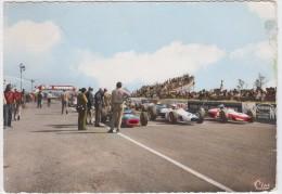 Circuit De Magny-Cours. Départ De F3. - France