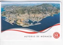 Monaco ,   Bus  ticket