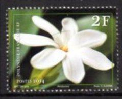 POLYNESIE FLEUR DE TIARE 2014 - NEUF * * LUXE - French Polynesia