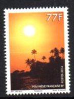 POLYNESIE COUCHER DE SOLEIL 2014 - NEUF * * LUXE - French Polynesia