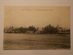Carte Postale - SOMME SUIPPE (51) - Vue Générale - Quartier De L'Eglise (44/47) - Sonstige Gemeinden