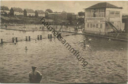 Wuppertal-Barmen - Bad Mählersbeck - Besitzer Fritz Schmitz - Verlag Ferd. Menzel Barmen Gel. 1938 - Wuppertal