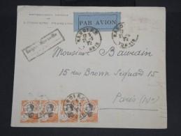 France - Indochine - Enveloppe De Hanoi Pour Paris En 1932 ( Manque Timbres) - à Voir - Lot P7346 - Indochina (1889-1945)