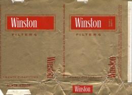 A 2229 - Sigarette Winston - Around Cigarettes