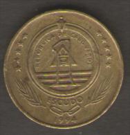 CAPO VERDE 1 ESCUDO 1994 - Cap Vert
