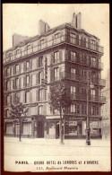 PARIS - Grand Hotel De Londres Et D´Anvers - Boulevard Magenta, 133. - Hotels & Restaurants