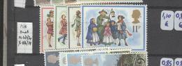 GB 1978 Christmas   SG 1071/4 - 1952-.... (Elizabeth II)