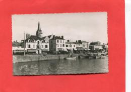 SAINT GILLES CROIX DE VIE     1950  LES QUAIS     CIRC OUI EDIT - Saint Gilles Croix De Vie