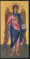 Religion-Saints-Archangels-Gabriel-God's Angels-14x7cm-unused,perfect Shape - Saints